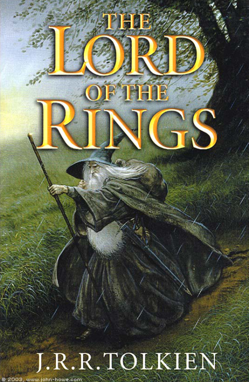 Lord of the Rings Cover Art
